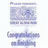 2011年子連れハワイ旅行記編(3)グレート・アロハ・ラン完走、ロイヤルハワイアンでスパ