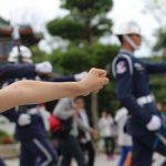 2014子連れ台湾旅行記(3)衛兵交代、故宮博物館、新北投温泉、京劇「タイペイ・アイ」